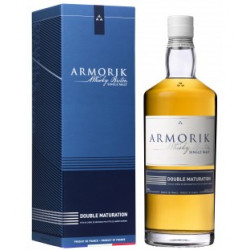 Armorik Double Maturation  - whisky de Bretagne