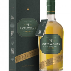 Cotswolds Peated Cask - whisky d'angleterre