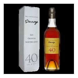 Armagnac Darroze 40 ans...