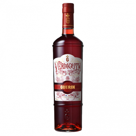 Vermouth rouge Guérin - France ( Charente )