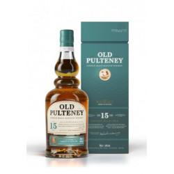 OLD PULTENEY 15 ANS - whisky des Highlands