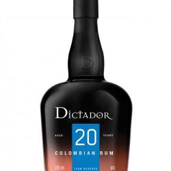 Dictador 20 ans 40% - Colombie