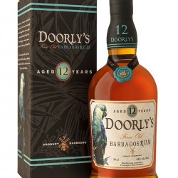 Doorly's 12 ans - Barbade 43%