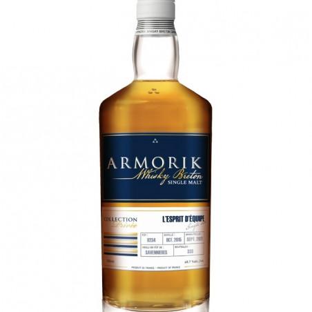 Armorik L'Esprit d'Equipe - Single Cask - Bretagne 48,7%