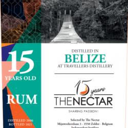 Belize 15 ans 2006 - The Nectar 15 ème Aniiversaire