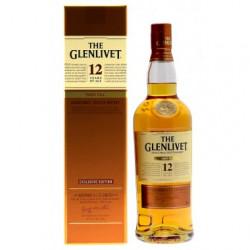 GLENLIVET FIRST FILL 12 ANS 40%
