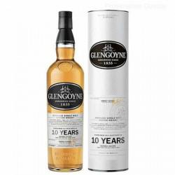 GLENGOYNE 10 ANS -  whisky des highlands