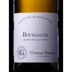 Bourgogne blanc 2017 - Camille Giroud
