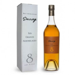 Armagnac Darroze 8 ANS - Les grands assemblages