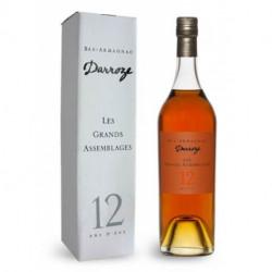 Armagnac Darroze 12 ans -Les grands assemblages