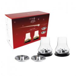 Coffret Set dégustation Peugeot 2 Verres à whisky - Rhum