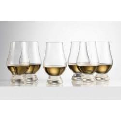 Verre à whisky glenclairn - le carton de 6 verres