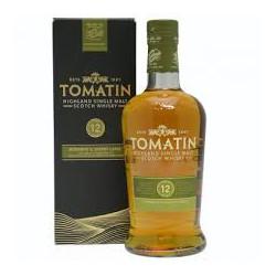 TOMATIN 12 ANS - whisky des Highlands