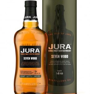 Whisky Jura Seven Wood - Isle of Jura 42%