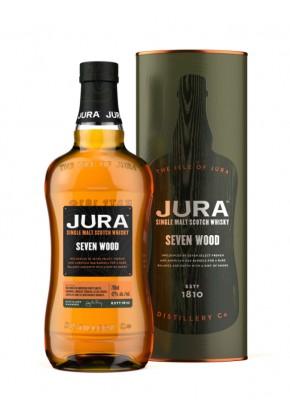 Whisky Jura Seven Wood - Isle of Jura 42%