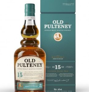 Whisky Old Pulteney 15 ans 46%