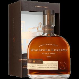 Bourbon Woodford Double oak