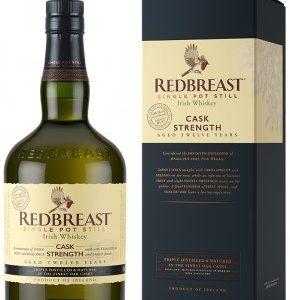 Single pot Still Irlande Redbreast Cask Strenght 55,8%