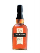 Whisky Evan Williams single barrel 2008