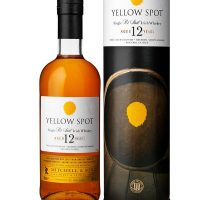 Whisky Yellow Spot 12 ans Single Pot Still