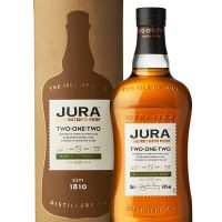 Wkisky Isle of Jura Jura 13 ans Two one Two