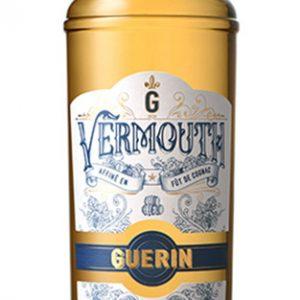 Produit en Charente Vermouth Blanc Guérin 75cl 17%