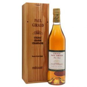cognac paul giraud tres rare 40 ans