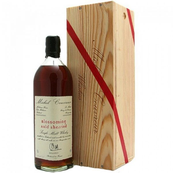 whisky michel couvreur blossoming auld sherried