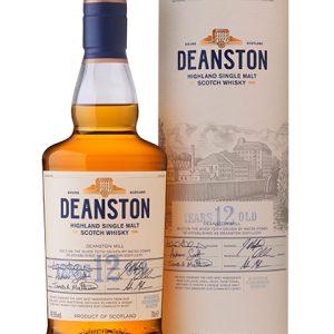 Whisky des Highlands Deanston 12 ans