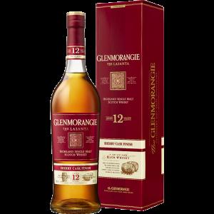 Whisky des Highlands Glenmorangie Lasanta 12 ans