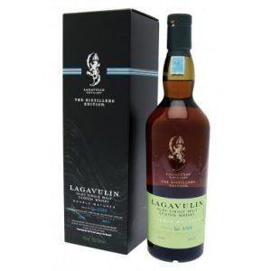 whisky lagavulin distillers edition