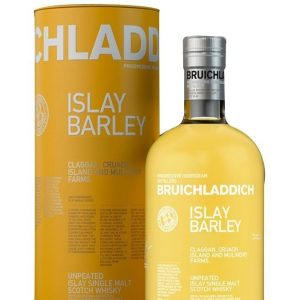 Whisky d'Islay Bruichladdich Islay Barley 2010 50%
