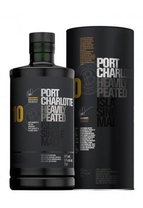 Whisky d'Islay Port Charlotte 10 ans 50%