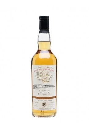 Whisky d'Islay Caol Ila 8 ans 2011 Sherry butt elixir 61,6%