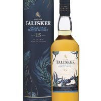 Whisky isle of skye Talisker 15 ans 57,3% special release 2019