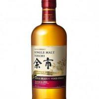 Whisky Japonais Yoichi Apple Brandy Wood Finish 47%