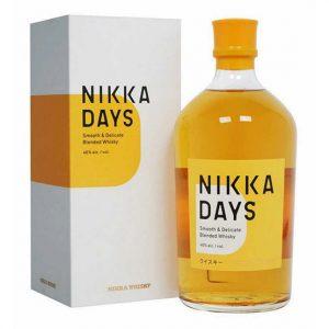 Whisky Japonais Nikka Days 70cl 40%