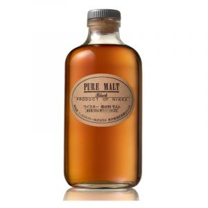 Whisky Japonais Nikka pur malt black 50cl
