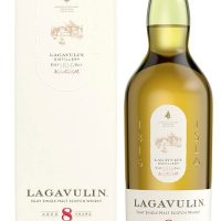 whisky Lagavulin 8 ans 48%
