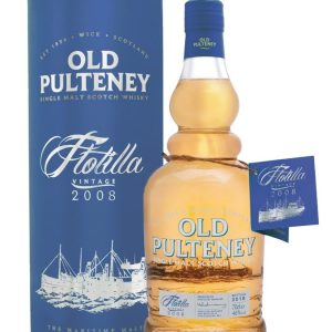 whisky old pulteney 2008