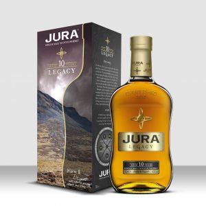 whisky jura legacy