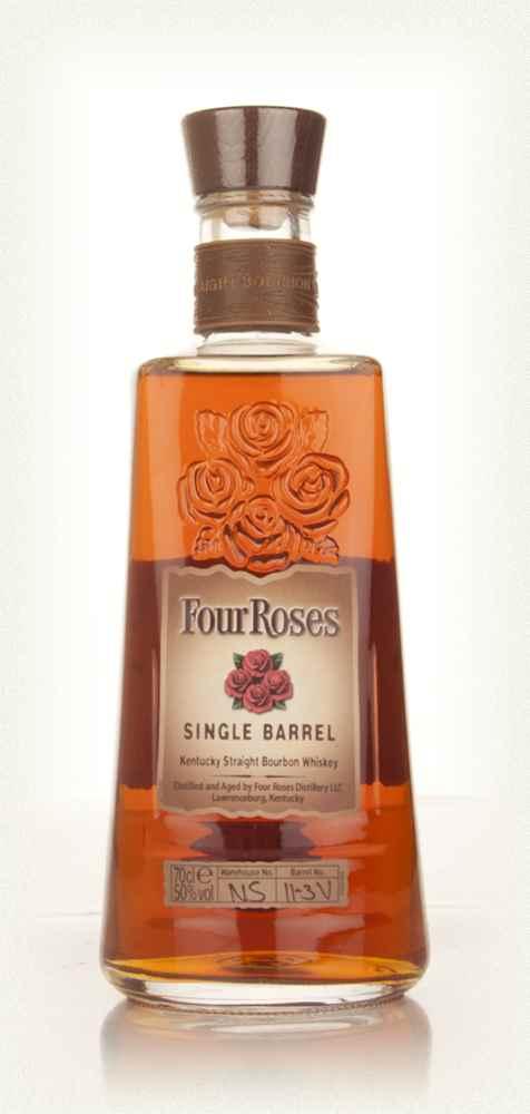 FOUR ROSES SINGLE BARREL 50%