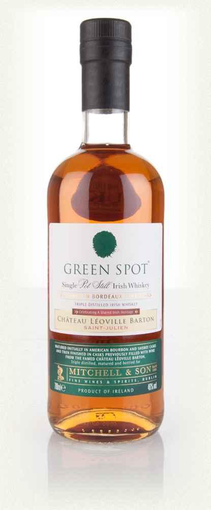 GREEN SPOT LEOVILLE BARTON 46%