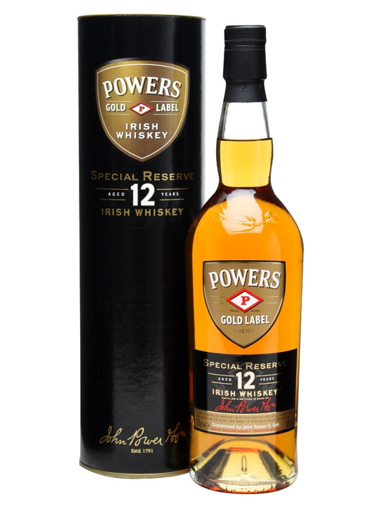POWERS SPECIALE RESERVE 40%