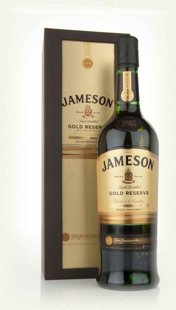 JAMESON GOLD 40%