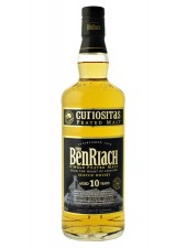 WHISKY BENRIACH 10 ANS CURIOSITAS