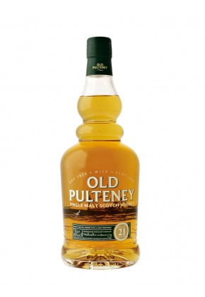 OLD PULTENEY 21 ANS 46%