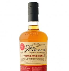 whisky Glen Garioch Founder's reserve