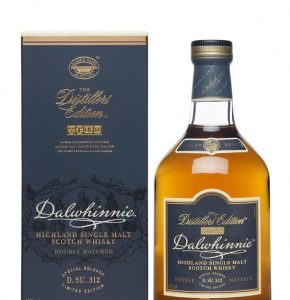 WHISKY DES HIGHLANDS DALWHINNIE DISTILLERS EDITION 43%