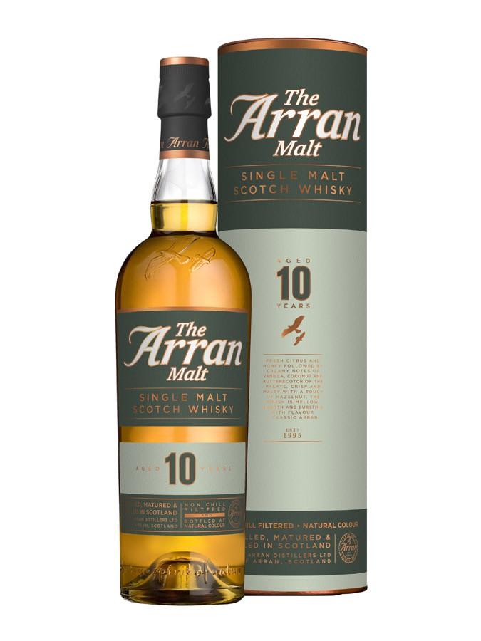 Arran 10 ans whisky isle of arran au jardin vouvrillon for Jardin vouvrillon